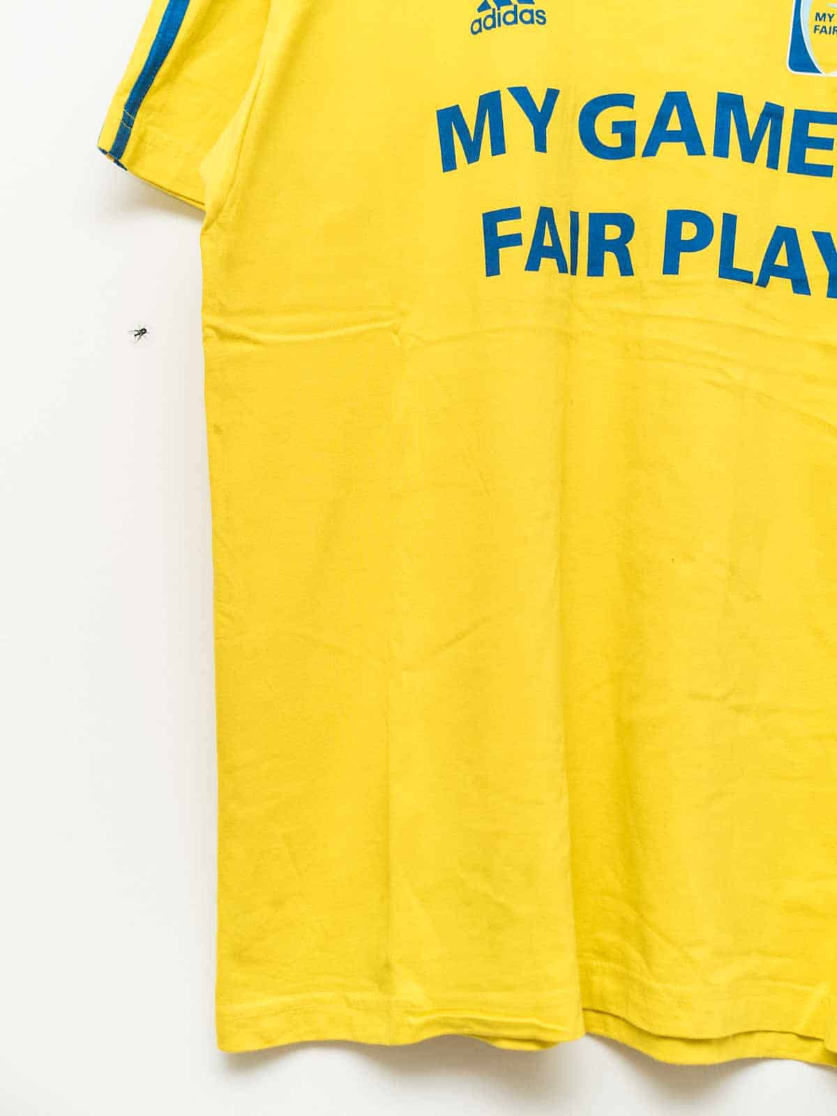 Size XL FAIR PLAY T SHIRT FIFA ADIDAS N0y8wPvmnO