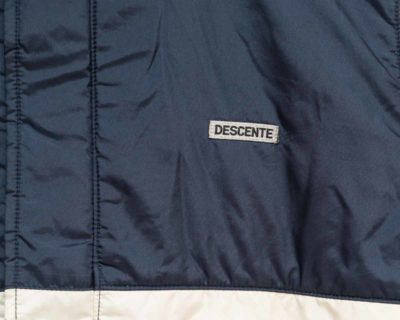 VESTE – DESCENTE – THERMAL SKI RETRO – Size M